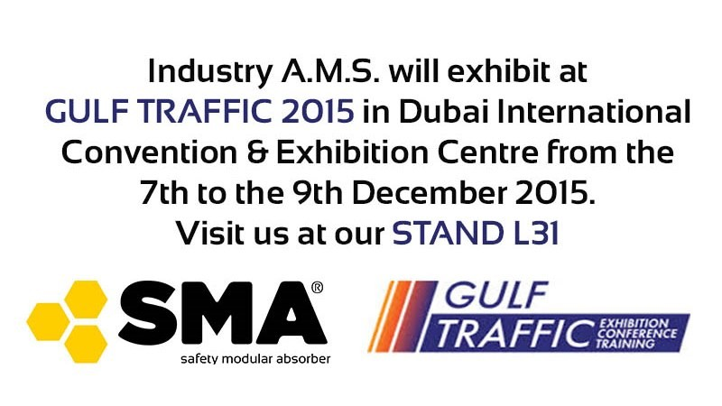 Join us at Gulf Traffic 2015! - 30/11/2015