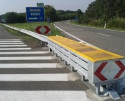 SMA 100P has been installed on the Slovakian highway. Connections to the barrier has been provided by Industry A.M.S..