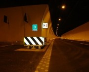 SMA 80P is installed in the Frejus Tunnel